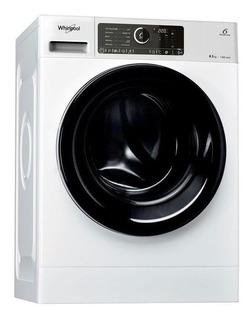 Lavarropas automático Whirlpool Supreme Care WLCF85B blanco 8.5kg 220V