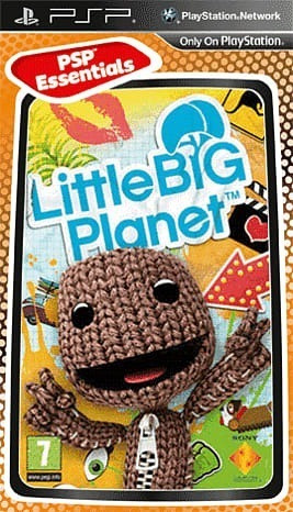 Little Big Planet Psp - Seminovo