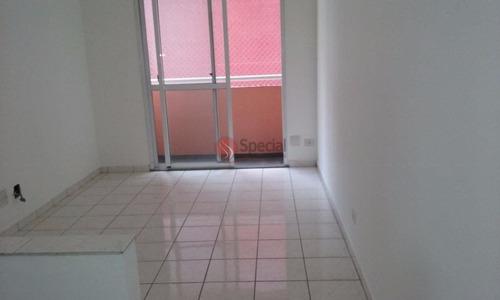 Apartamento Para Locação, Tatuapé, São Paulo - Af11263