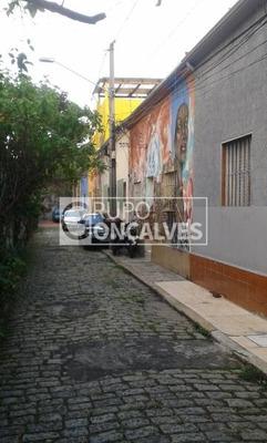 Casa Em Vila Particular, Térrea Para Locação No Bairro Brás, 3 Dorm, 1 Vaga, 70 M - 4419