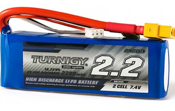 Lipo Bateria 2200 Mah 2s 25c Traxxas Revinho E-revo 1/16