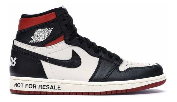 Sneakers Jordan 1 Retro High Ls Not For Resale Varsity Red