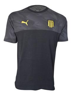Camiseta Remera Puma Peñarol De Algodón Concentración