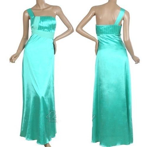 Vestido Largo De Saten14
