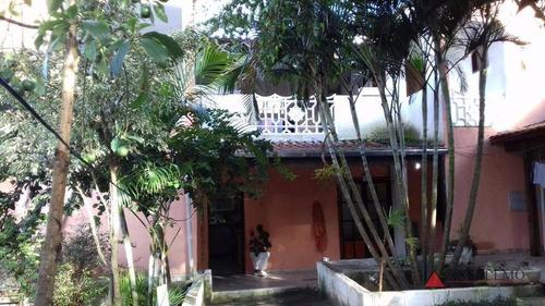 Chácara Com 2 Dormitórios À Venda, 360 M² Por R$ 460.000,00 - Batistini - São Bernardo Do Campo/sp - Ch0010