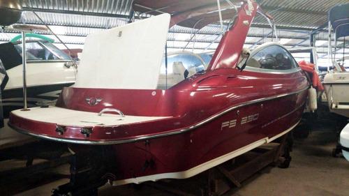 Lancha Fs 230 Sirena 2011, Ñ Real, Coral, Focker, Nx