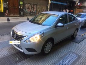 Nissan Versa Sense 2017 (do)