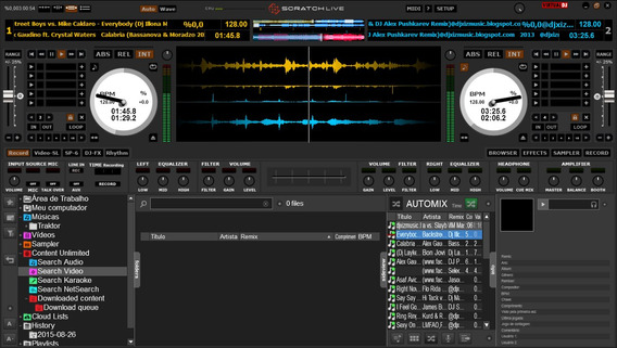 Skin Virtual Dj Do Serato, Para Mac - Instrumentos Musicais