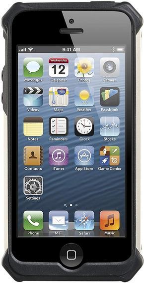 Caterpillar Active Urban Case For iPhone 5/5s - Negro