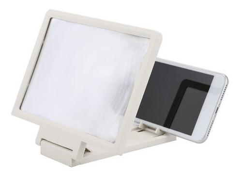 Imagen 1 de 5 de 2pc Plegable Teléfono Celular Pantalla Ampliador Ampliar Am