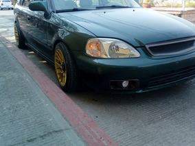 Honda Civic Ex Estandar 4p