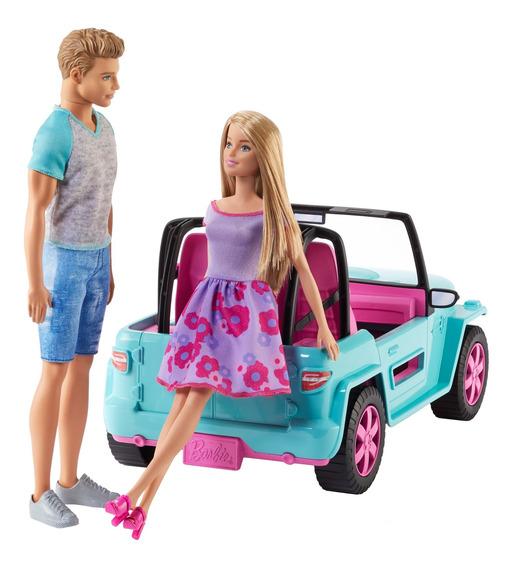Barbie Estate, Ken Y Barbie Vehiculo