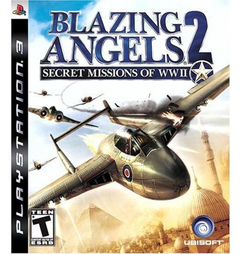 Blazing Angels 2: Secret Missions Of Wwii Playstation 3 F...