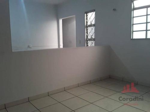 Imagem 1 de 22 de Casa Com 2 Dormitórios À Venda, 95 M² Por R$ 280.000 - Parque Residencial Jaguari - Americana/sp - Ca2666