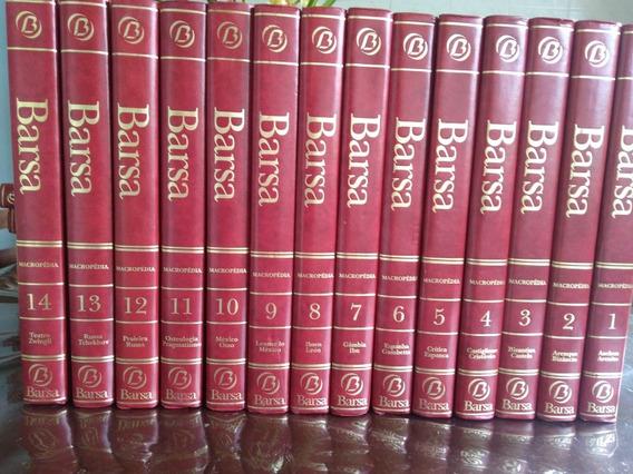 Coleção Barsa Macropéia Completa /2001