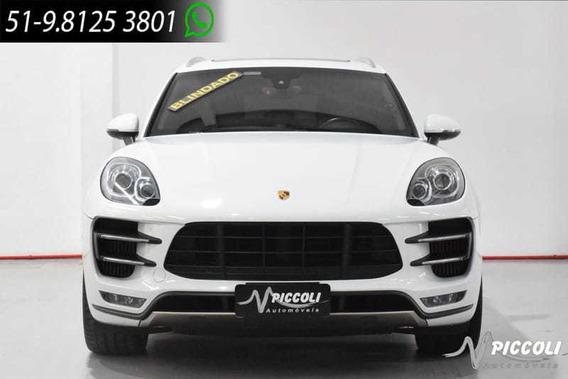 Porsche Macan Turbo 400 Cv