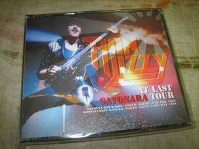 Thin Lizzy - At Last Sayonara Tour 4cd