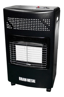 Calefactor Bram-metal Garrafera Plegable Con Regulador
