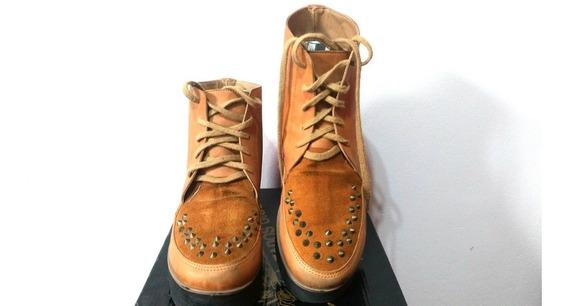 Zapatos- Borcegos Nazaria