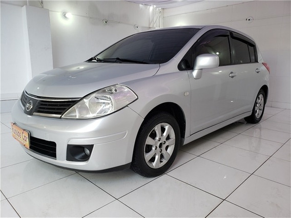 Nissan Tiida 1.8 Sl 16v Gasolina 4p Manual