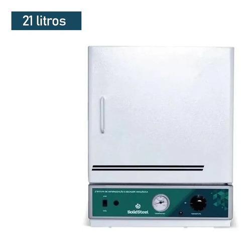 Estufa De Esterilização E Secagem Analógica Bivolt 21 Litros