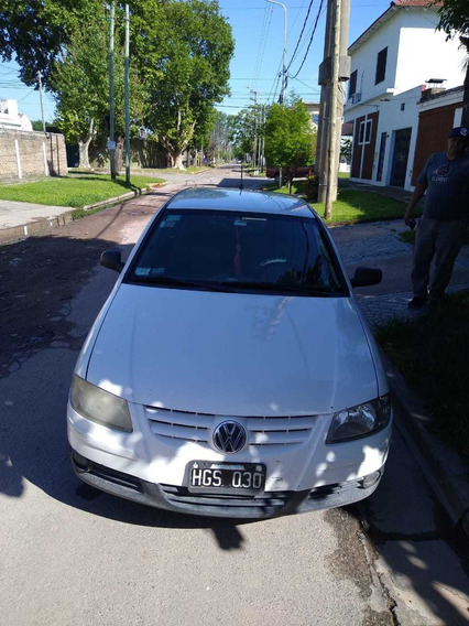 Volkswagen Gol Power 2008 Nafta