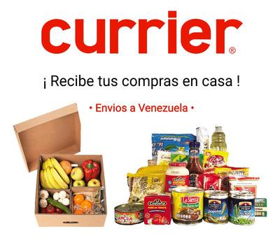 Currier Envios Desde Colombia A Venezuela