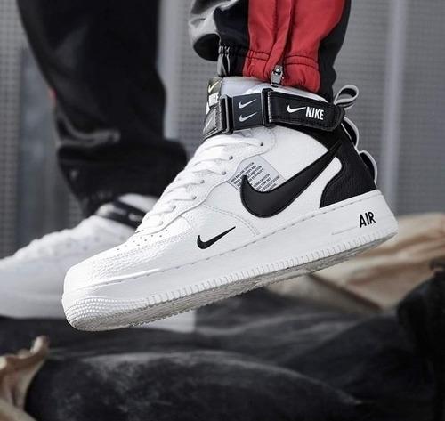 Lingüística Perca toque  Zapatillas Online/ Nike Af1 Caña Alta/ Para Hombre */* | Mercado Libre