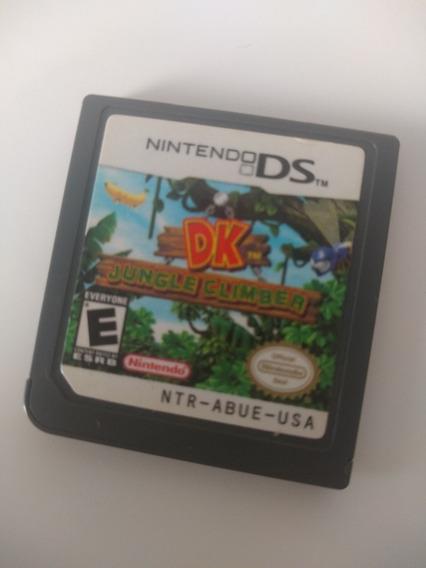 Jogo Donkey Kong Dk Jungke Klimber Nintendo Ds