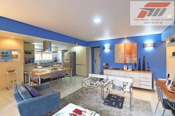 Apartamento A Venda No Bairro Vila Mariana - São Paulo, Sp - Fm138