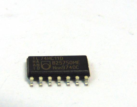 25 Pçs 74hc11 Smd So-14 (74hc11d)
