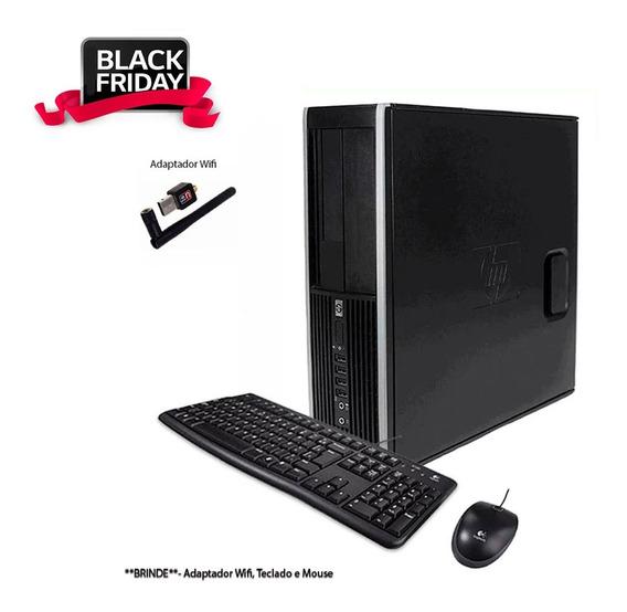 Computador Cpu Desktop Hp Elite 8200 I7 1tb 4gb