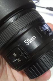 Lente Yongnuo Yn50mm F/1.8 Para Dslr Nikon