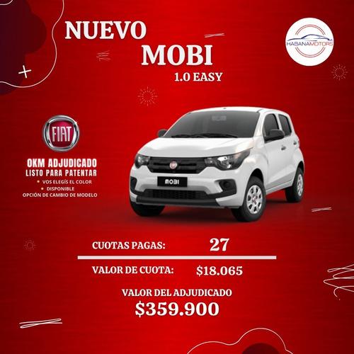 Fiat Mobi 1.0 Easy  $359.900 Adjudicado !!!