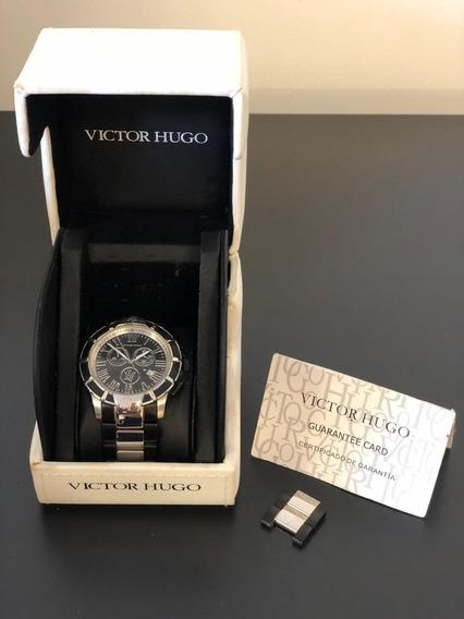 Relógio Masculino Victor Hugo Original.