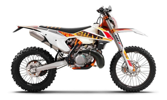 Ktm 300 Exc Six Days (2017) Neuquén