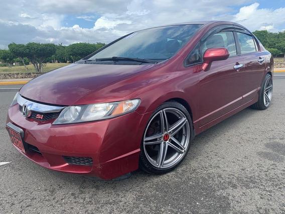 Honda Civic Oros De Lujo
