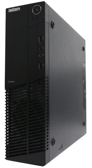 Computador Lenovo Thinkcenter M91 I3 4gb 500hd #memoria Nova