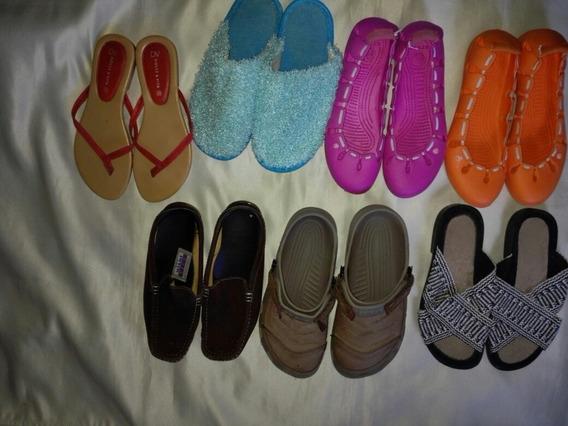 Sandalias Dama 39 Zapatos 39 Crocs Dama Lote Pares