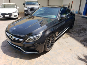 Mercedes Benz Clase C 4.0 63 S Amg Coupe 2017 Negro