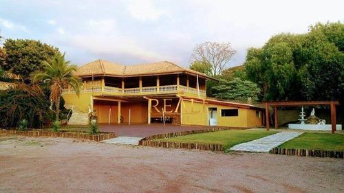 Imagem 1 de 20 de Chácara Comercial Para Alugar, 6000 M² Por R$ 15.000/mês - Pinheirinho - Vinhedo/sp - Ch0043