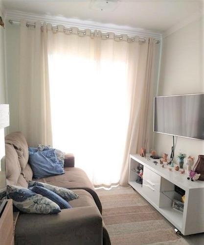 Imagem 1 de 20 de Apto Na Penha Com 2 Dorms, 1 Vaga, 49m² - Ap6009