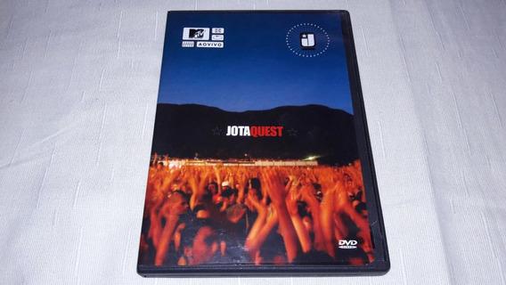 Dvd Jota Quest - Mtv Ao Vivo - Excelente Estado