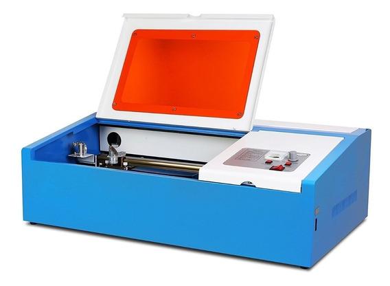 Máquina Cnc De Grabado Y Corte - Láser 40w - 30x20