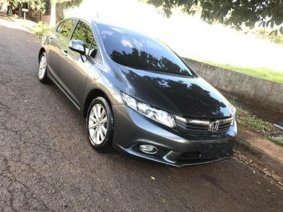 Honda Civic Lxs 1.8 Mecanico 2012/13
