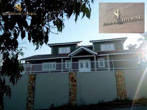 Imagem 1 de 15 de Casa Em Igaratá ¿ Sp - Casa A Venda No Bairro Igaratá - Igaratá, Sp - 396