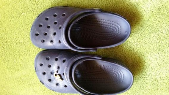 Crocs Originales Para Niño De 6 A 8 Años
