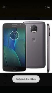 Motorola Moto G5s Plus 32gb 4gb Ram Dual Tela 5.5 Smartphone