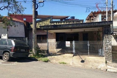 Imagem 1 de 1 de Terreno À Venda, 262 M² Por R$ 750.000,00 - Mooca - São Paulo/sp - Te0222