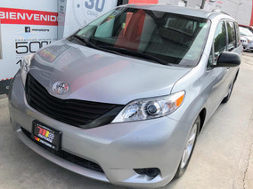 Toyota Sienna 3.5 Ce At 2016